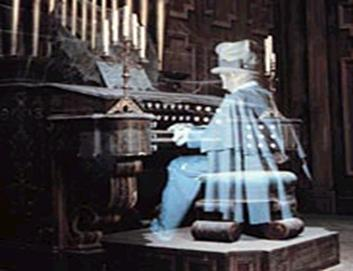 The Haunted Mansion At Walt Disney World Is Perhaps The
